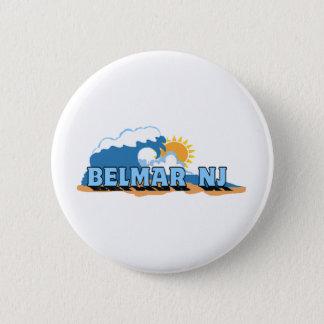 Belmar. 6 Cm Round Badge