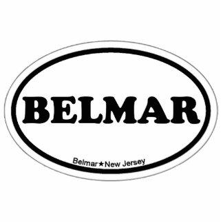 Belmar. Photo Sculpture Badge