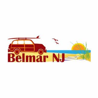 Belmar Photo Sculpture Magnet