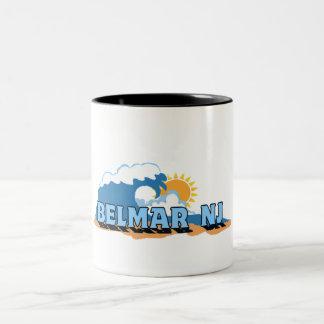 Belmar. Two-Tone Coffee Mug