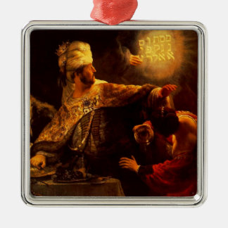 Belshazzar Feast Ornament