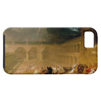 Belshazzar's Feast (oil on canvas) iPhone 5 Cases