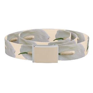 Belt - Snowflower