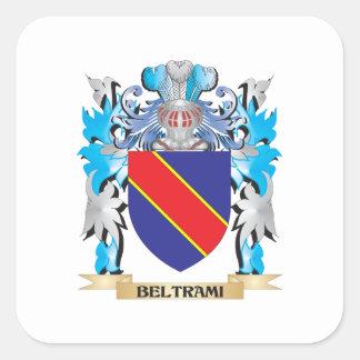 Beltrami Coat of Arms Stickers