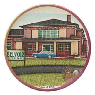 Belvoir Beaver Plates