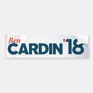Ben Cardin Bumper Sticker
