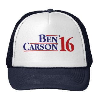Ben Carson 2016 Cap