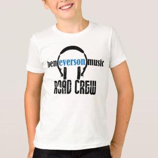 Ben Everson Music ROAD CREW! T-Shirt