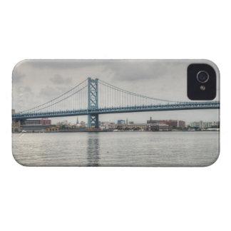 Ben Franklin Bridge iPhone 4 Cases