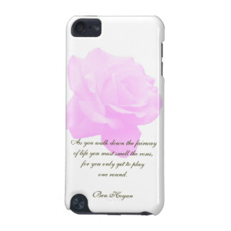 Ben Hogan Quotes Hard Shell Case for Ipod Touch