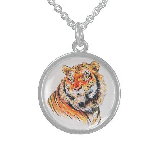 Bengal Tiger Custom Jewelry