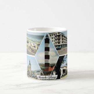 Berck Plage, Nord-Pas de Calais Classic White Coffee Mug