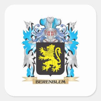 Berenblum Coat of Arms Sticker