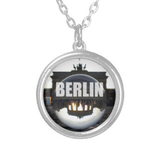 BERLIN Brandenburger Tor, Brandenburg Gate sunset Custom Jewelry