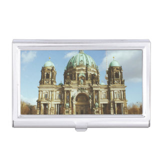 Berlin Cathedral German Evangelical Berliner Dom Business Card Holder