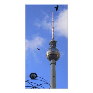 Berlin TV Tower (citizen of Berlin TV tower) Photo Cards