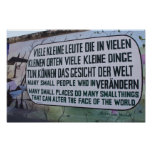 Berlin Wall Posters