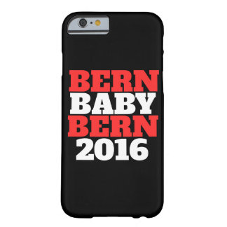 Bern baby bern bernie sanders 2016 barely there iPhone 6 case
