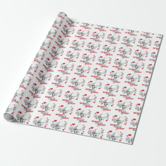 Bern Baby Bern Wrapping Paper