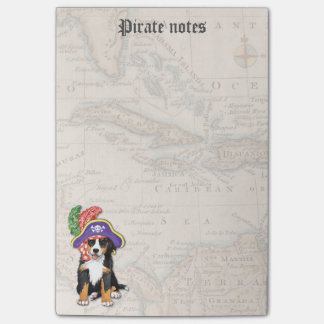 Berner Pirate Post-it Notes