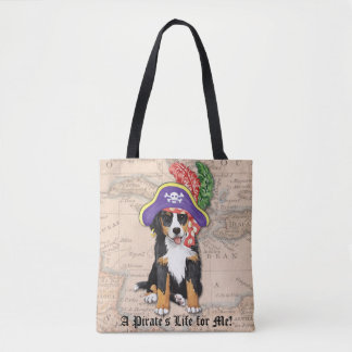 Berner Pirate Tote Bag