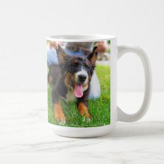 Berner Pup 2 (4 months) Coffee Mug