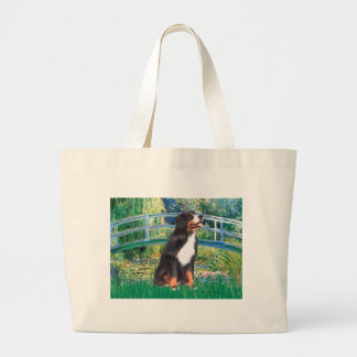 Bernese - Bridge Large Tote Bag