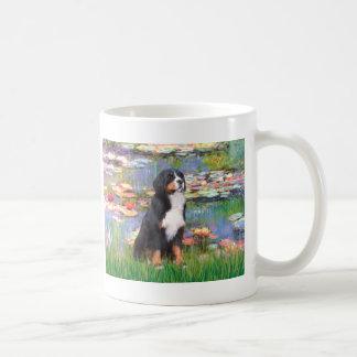Bernese - Lilies 2 Coffee Mug