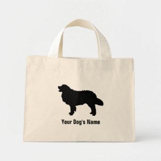 Bernese Mountain Dog バーニーズ・マウンテン・ドッグ Mini Tote Bag