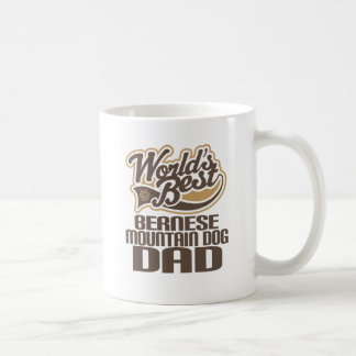 Bernese Mountain Dog Dad (Worlds Best) Coffee Mug