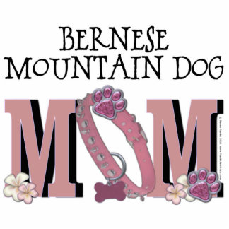 Bernese Mountain Dog MOM Standing Photo Sculpture