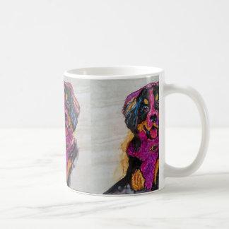 Bernese Mountain Dog puppy mug