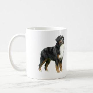 Bernese Mountain Dog - standing Coffee Mug