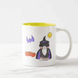 Bernese Mountain Dog Witch Mug