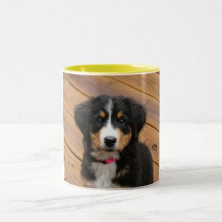 Bernese Mountain puppy Mug