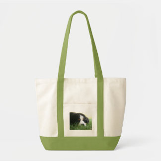Bernese Puppy Tote Bag
