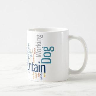 BerneseMountainDog_words.png Coffee Mug