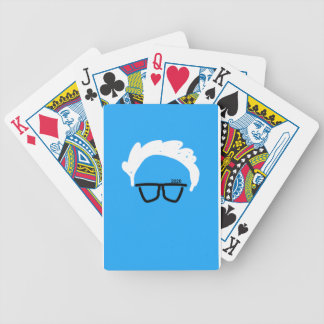 Bernie 2020 Gear Bicycle Playing Cards