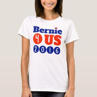 Bernie 4 US Women's Basic T-Shirt