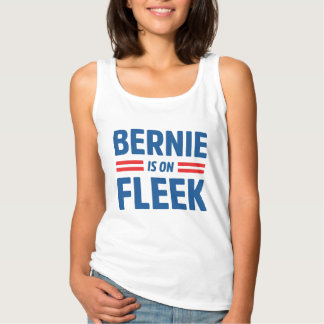 Bernie is on Fleek Singlet