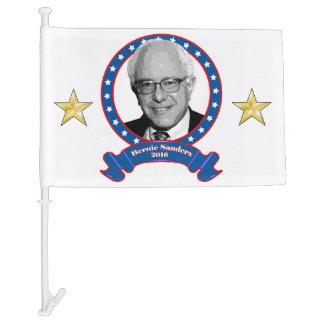 Bernie sanders 2016 car flag. car flag