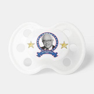 Bernie Sanders 2016 pacifier. Dummy