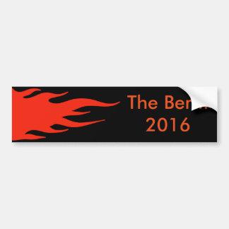 Bernie Sanders bumper sticker. Bumper Sticker