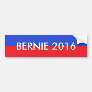 Bernie Sanders for President 2016!!! Bumper Sticker