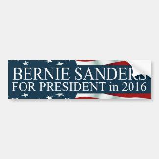 Bernie Sanders for President 2016 Bumper Sticker