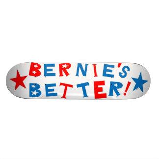 Bernies Better 7&7/8 Board W/O wheels 20.6 Cm Skateboard Deck