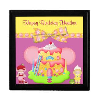 Berry Babies & Goodies Girly Birthday Gift Box