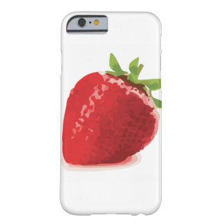 Berry Cute Barely There iPhone 6 Case