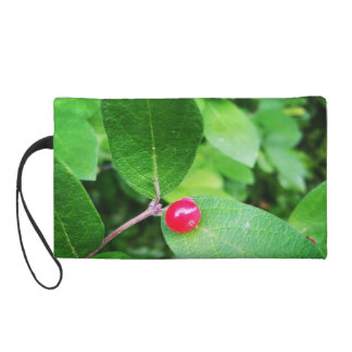 Berry in Boothbay Themed Wristlet