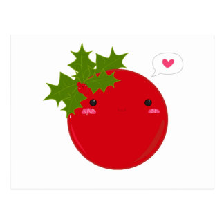 Berry Merry Post Card